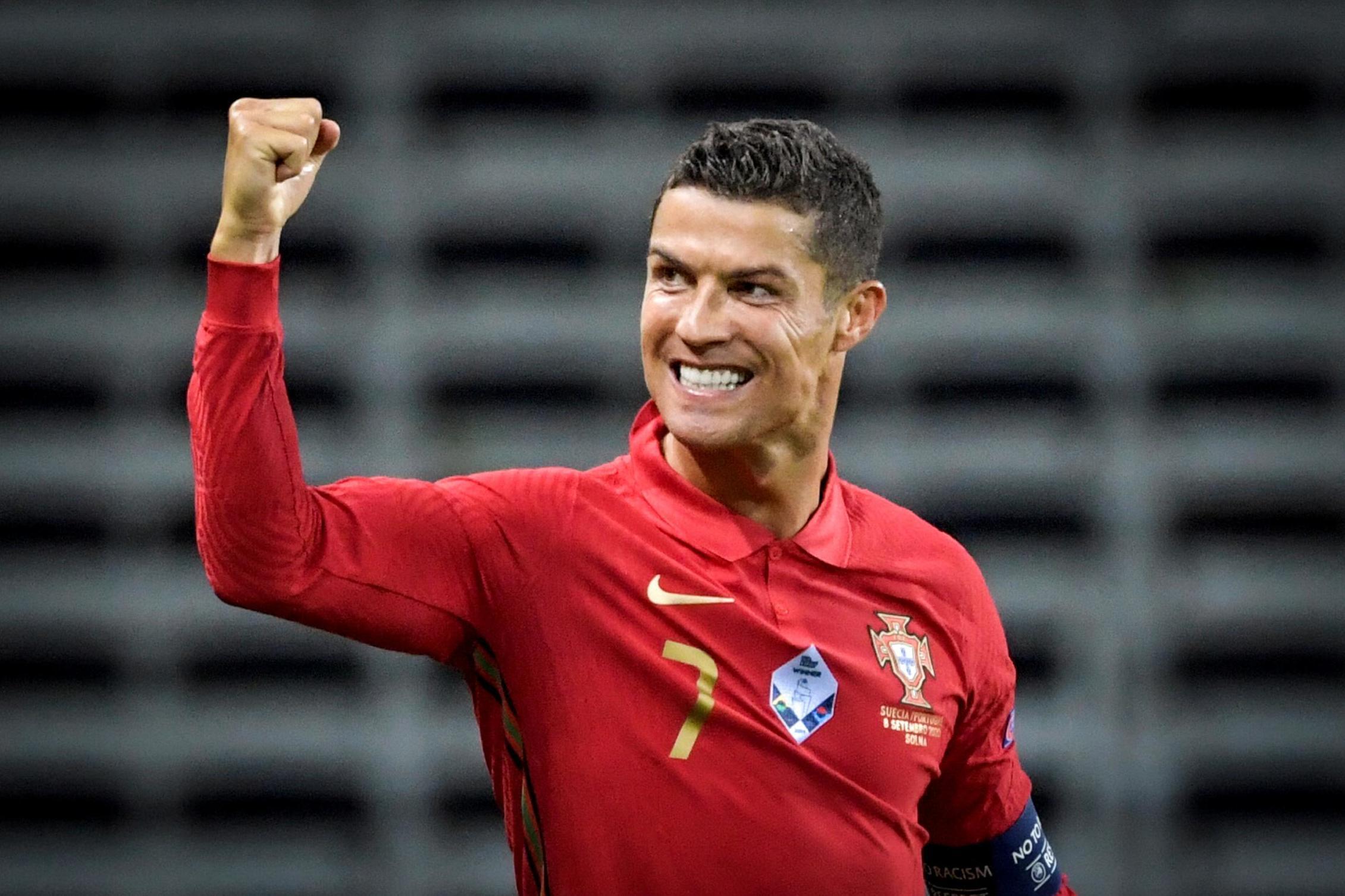 Cristiano Ronaldo has tested positive for COVID19 - The Shillong Times