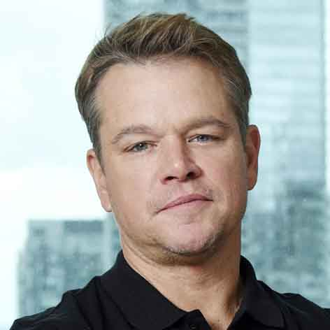 Matt Damon joins Thor: Love and Thunder