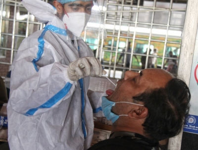 India registers 14% spike in daily Covid cases – The Shillong Times